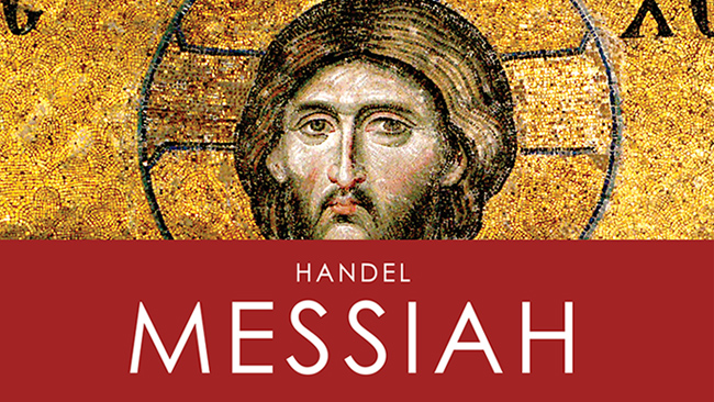 Handel MESSIAH Sat 23 Dec 2017